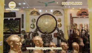 Đúc đồng Quang Hà: cơ sở đúc đồng uy tín, chất lượng
