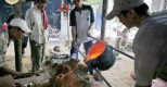 Nghề đúc đồng truyền thống có từ lâu đời tại Việt Nam
