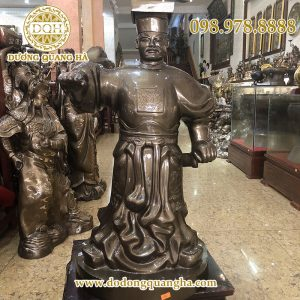 Tượng vua đinh tiên hoàng cao 71cm